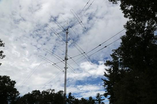 SteppIR DB36 Antennas At Our QTH