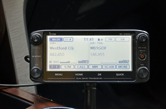 Icom ID-5100 Transceiver