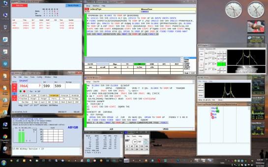 N1MM+ Setup - Left Monitor