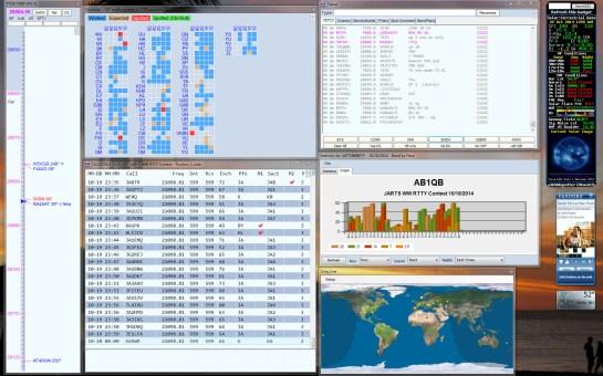 N1MM+ Setup - Right Monitor
