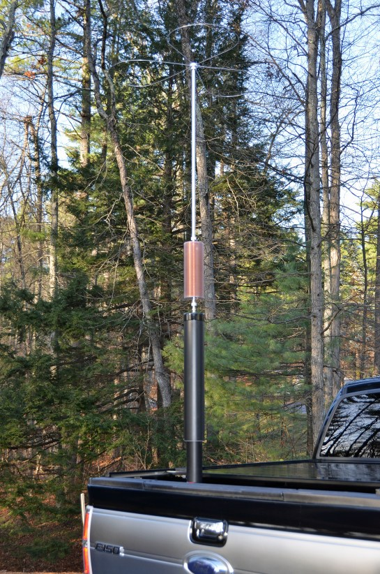 Mobile HF Installation – Part 4/4 (500W Amplifier, 160M and