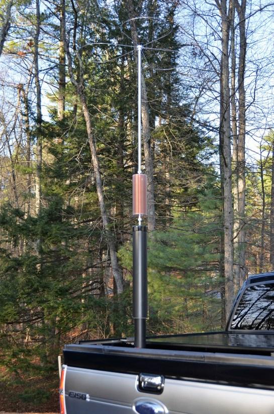 Screwdriver Antenna Configured For 160m