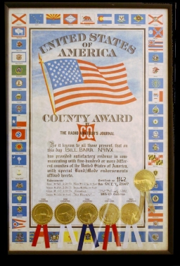 CQ US-CA Award