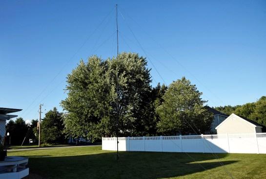 40m Delta Loop Antenna