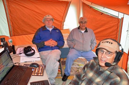 Operators For The Nashua Area Radio Club