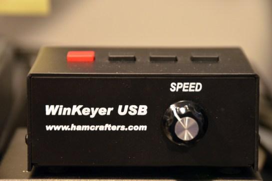 K1EL WinKeyer
