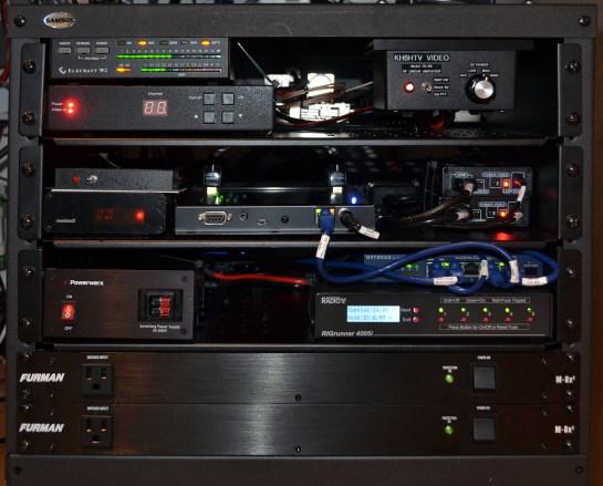 AB1OC Digital ATV Transceiver
