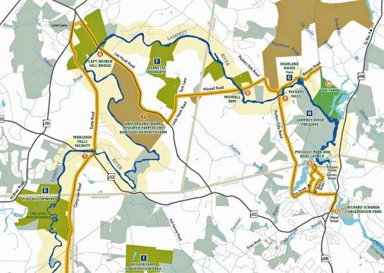 lamprey-river-wsr-map