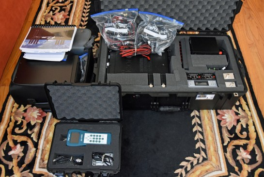 Equipment Packing and Protection