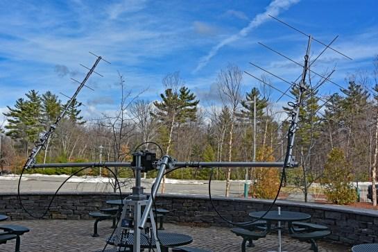 Satellite Antenna Details