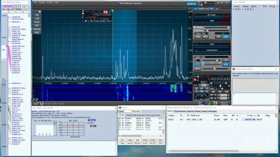 Digital Station Second Display - SmartSDR & More N1MM+