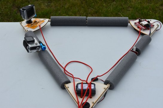 Assembled Flight Platform