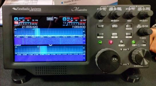 FlexRadio Maestro Control Console