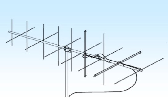 M2 Antenna Systems 2MCP14