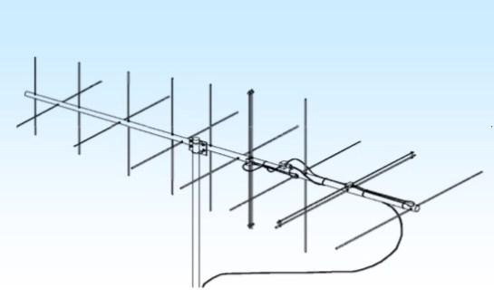 M2 Antenna Systems 2MCP14