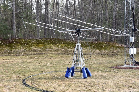 Portable Satellite Station 3.0 Antenna System