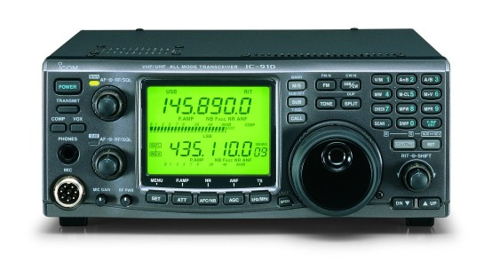 Icom IC-910H Transceiver