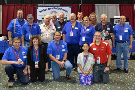 NARS Team at Boxboro