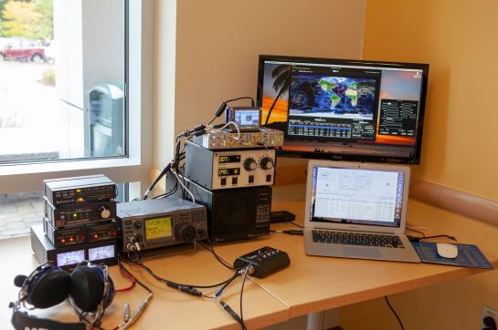 Backup Station Radio and Controls Test