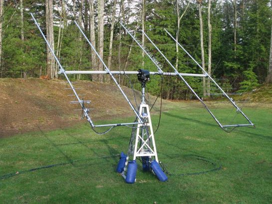 Satellite Station 3.0 Antenna System