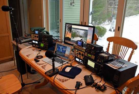 Full Station Setup and Test