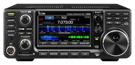 Icom IC-7300 Transceiver