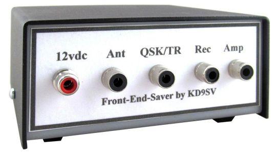 KD9SV Front End Saver
