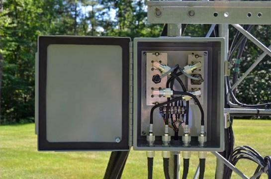 Satellite Preamp System