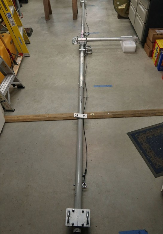 Assembled Vertical Riser