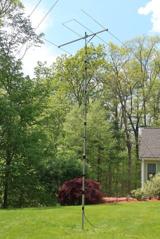 6m LFA Antenna for Field Day