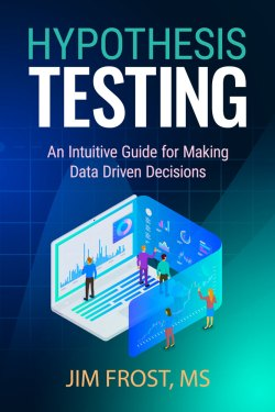 Cover image of my Hypothesis Testing: An Intuitive Guide ebook.