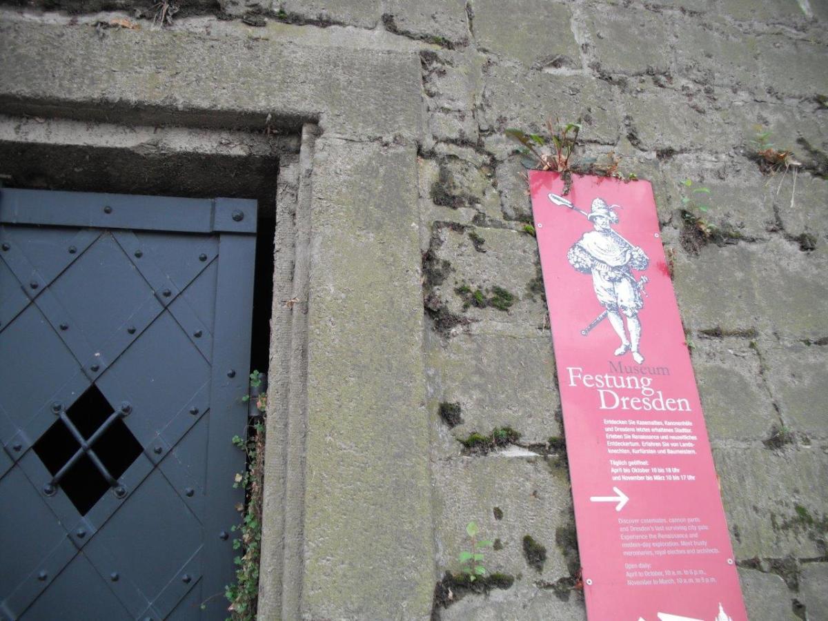 Die Festung Dresden in Zahlen