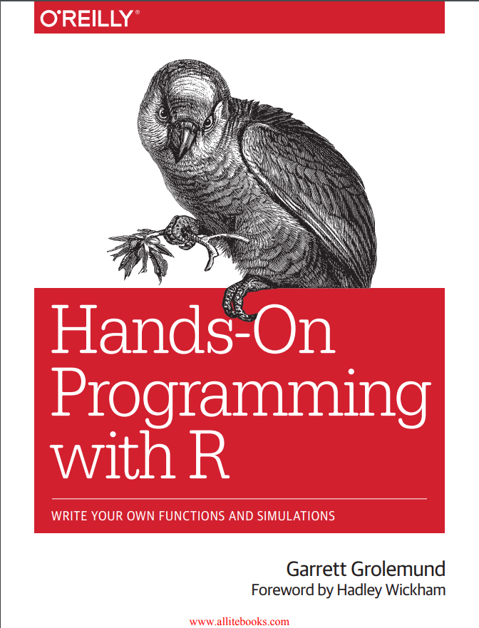 R lernen mit Hands-On Programming with R von Garrett Grolemund