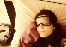 Tra un consiglio ed un altro, si tenta di dormire