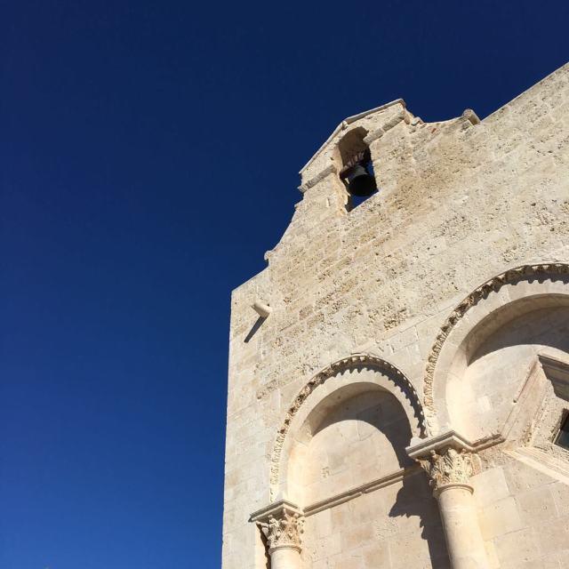 Questa  la Puglia Senza filtri La Basilica dove mihellip