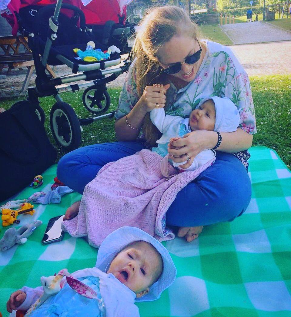 Elena, mamma expat a Lisbona