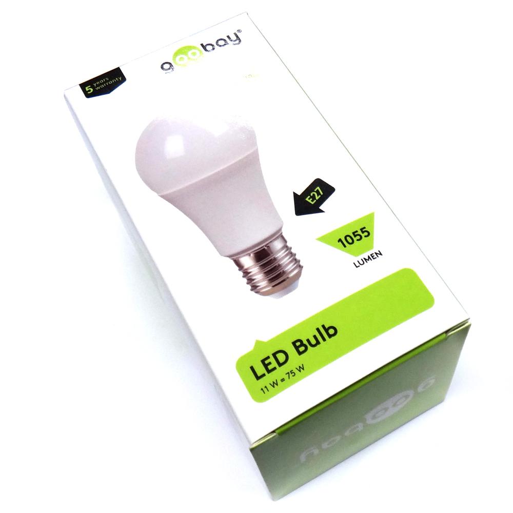 11 Watt LED Birne