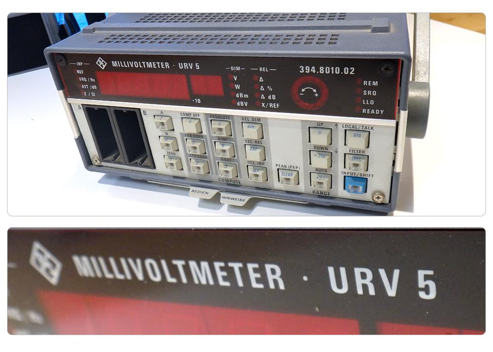 Rohde-Schwarz URV-5