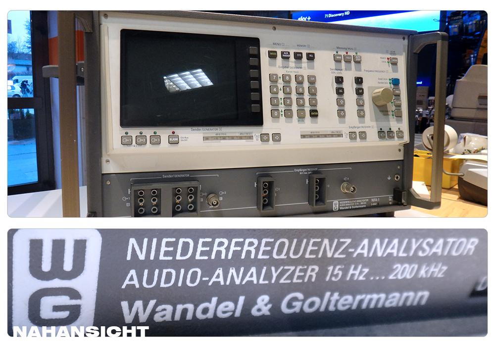 Wandel-Goltermann NFA-1