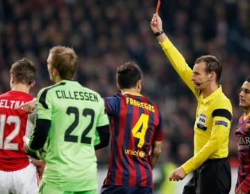 Ajax Amsterdam v FC Barcelona - UEFA Champions League