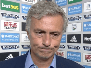 jose not chuffed