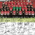 manU Autographs