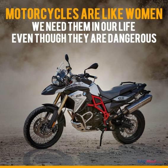 Bike Thoughts For Bike Lovers