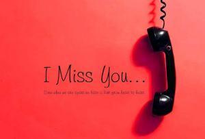 Missing You Whatsapp dp pics