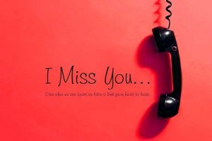 Missing You Whatsapp dp pics