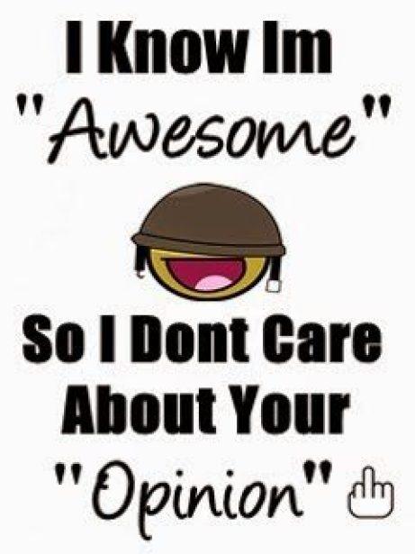 Attitude Fb profile pics