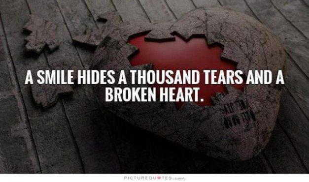 Broken Heart Whatsapp images