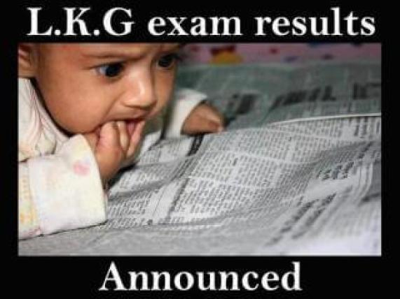 Exam Tension Funny Images