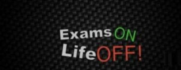 Exam Time Funny Dp for whatsapp