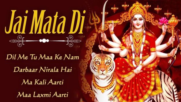 jai mata di status for whatsapp